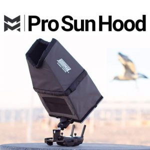 Professional grade Drone Sun Hoods