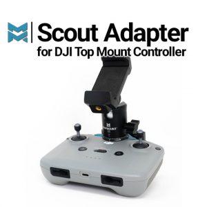 MavMount DJI Scout Controller Tablet Adapter