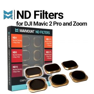 MavMount™ Mavic 2 Pro and Zoom ND Filters